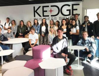KEDGE BACHELOR AVIGNON : une école à taille humaine