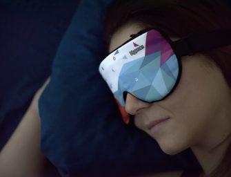 DREAMINZZZ : la relaxation par le masque