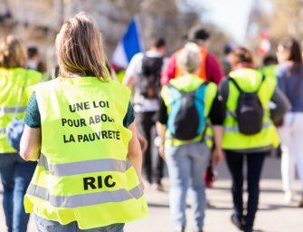 Impact du mouvement des Gilets jaunes sur les entreprises