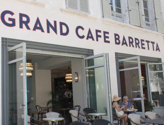 LE GRAND CAFE BARRETTA : retour vers le futur