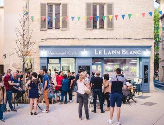 LE LAPIN BLANC : un restaurant aux pays des merveilles