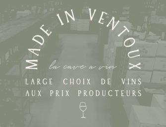 La cave « Made in Ventoux » ouvre ses portes