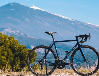 Vaucluse, MV1897 fabrique des vélos de course sur mesures