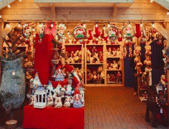 Le marché de Noël fait son grand retour à Avignon