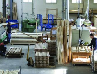 Entreprise ROUX : la passion du bois de père en fils