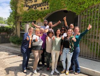 TOURISME EXPERIENTIEL : immersion au camping La Sorguette