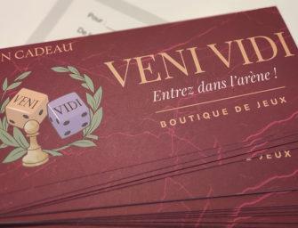 Veni Vidi : parcours d'un créateur d'entreprise